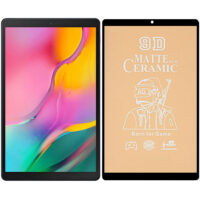 خرید محافظ تمام صفحه سرامیکی مات تبلت سامسونگ Samsung Galaxy TAB A 10.1 2019 LTE SM-T515