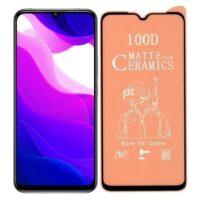 خرید محافظ تمام صفحه سرامیکی مات گوشی شیائومی Xiaomi Mi 10 Lite/Mi 10 Youth