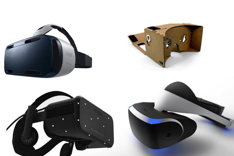 آینده هدستهای واقعیت مجازی