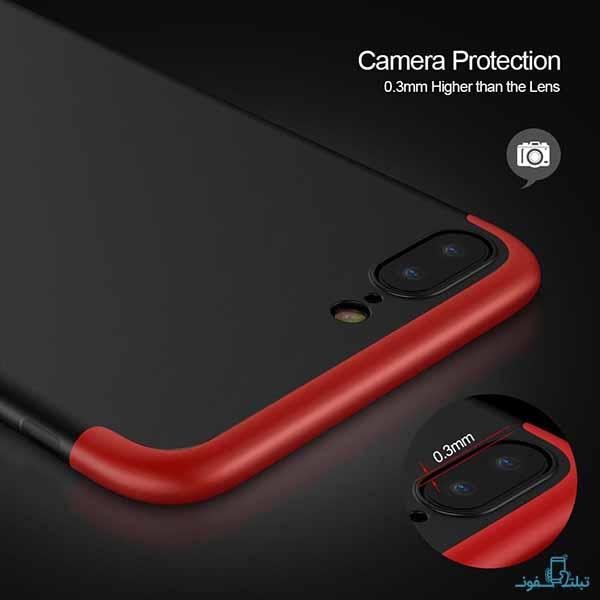 قاب محافظ 360 درجه GKK گوشی اپل آیفون 8 پلاس