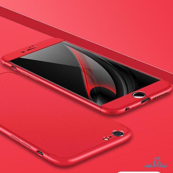 خرید قاب محافظ 360 درجه GKK گوشی اپل آیفون SE مدل 2020