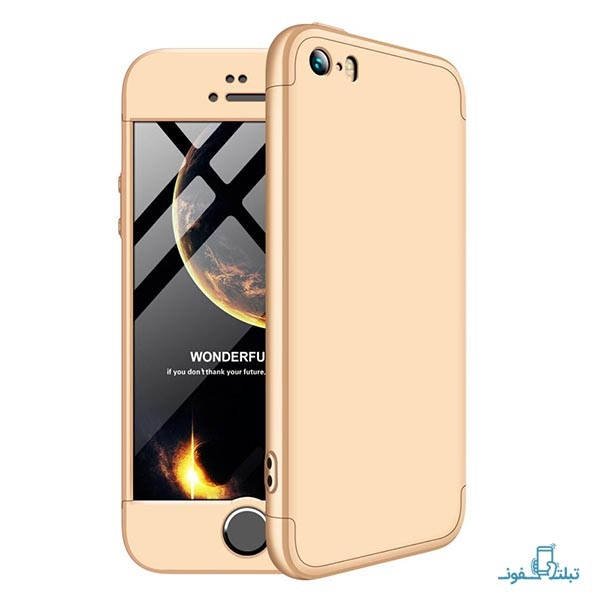 GKK 360 Full Protective Phone Case For Apple iPhone SE-shop-buy-online