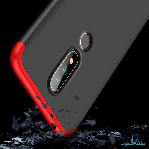 قاب محافظ 360 درجه GKK گوشی نوکیا X6/6.1 Plus