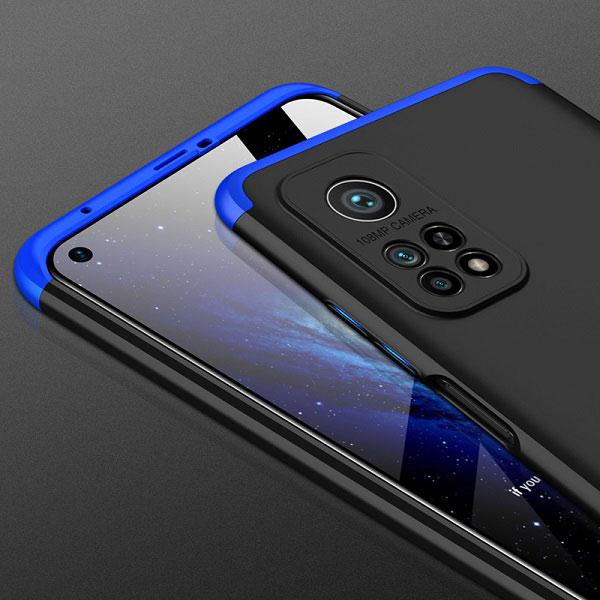 خرید قاب محافظ 360 درجه GKK گوشی شیائومی می 10T 5G/می 10T پرو 5G