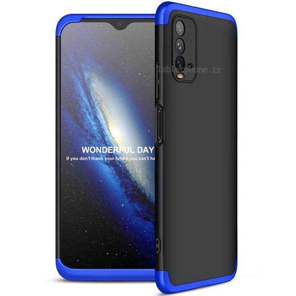 خرید GKK 360 Full Protective Phone Case For Xiaomi Redmi 9T/Redmi 9 Power