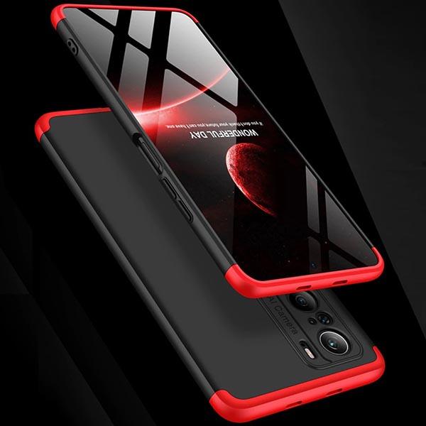 خرید قاب محافظ 360 درجه GKK گوشی شیائومی ردمی K40/K40 پرو/K40 پرو پلاس