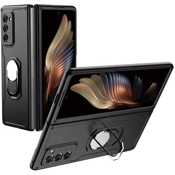 قاب گوشی سامسونگ Z Fold 2 مدل انگشتی برند GKK