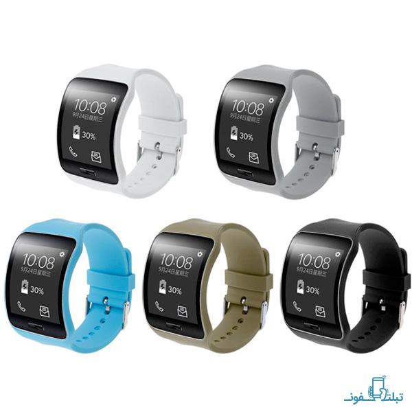 قیمت خرید بند سیلیکونی ساعت هوشمند سامسونگ Gear S Sm-R750