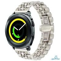 قیمت خرید بند فلزی طرح رولکس ساعت هوشمند سامسونگ Gear S2 Classic