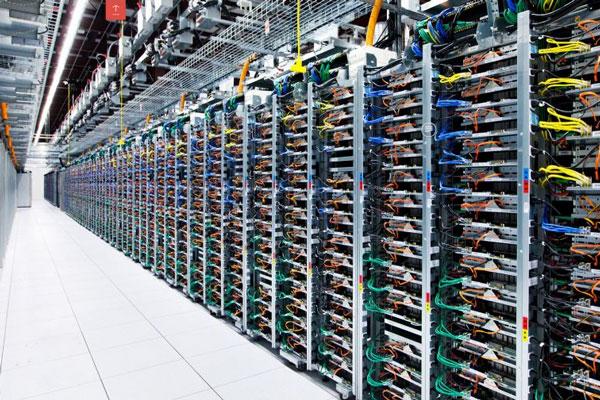 سرورهای گوگل