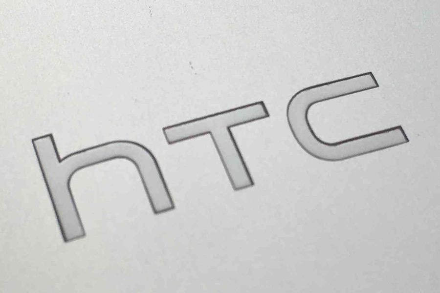 لوگوی روی گوشی اچتیسی
