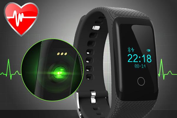 آشنایی با ابزارهای سلامت در مچبندهای هوشمند - ضربان قلب