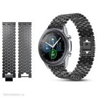 بند استیل سامسونگ Galaxy Watch 3 45mm مدل کندویی