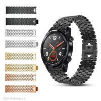 بند استیل ساعت هواوی واچ Huawei Watch GT مدل کندویی