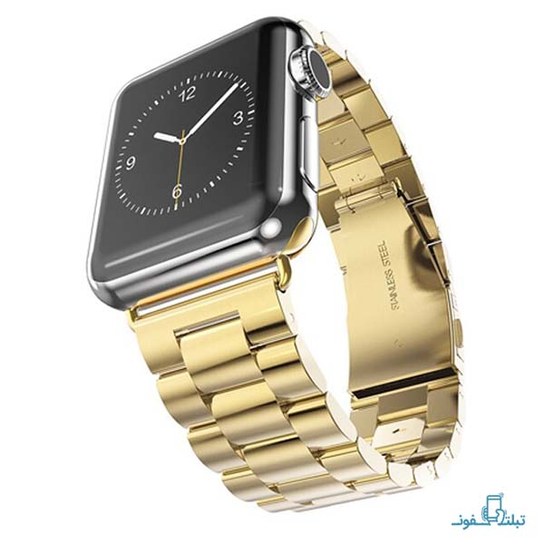 Hoco 3 Pointers Steel Band For 42mm Apple Watch