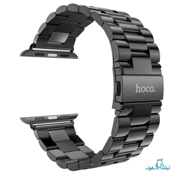 Hoco 3 Pointers Steel Band For Apple Watch 42 mm-1-Buy-Price-Online