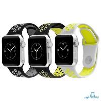 قیمت خرید بند سيليکونی هوکو ساعت هوشمند اپل واچ 42mm