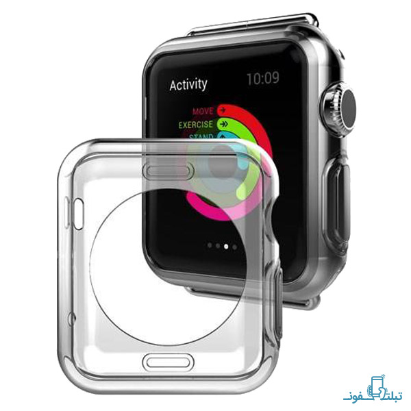 Hoco Ultra Slim TPU Cover For Apple Watch – 38mm-1-Buy-Price-Online