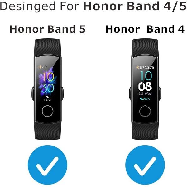 خرید محافظ نانو صفحه نمایش مچ بند هوشمند هانر بند 4/هانر بند 5