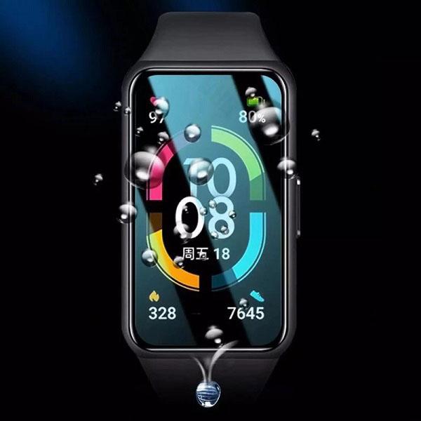 خرید محافظ صفحه نمایش مچ بند آنر بند 6 Honor Band مدل TPU
