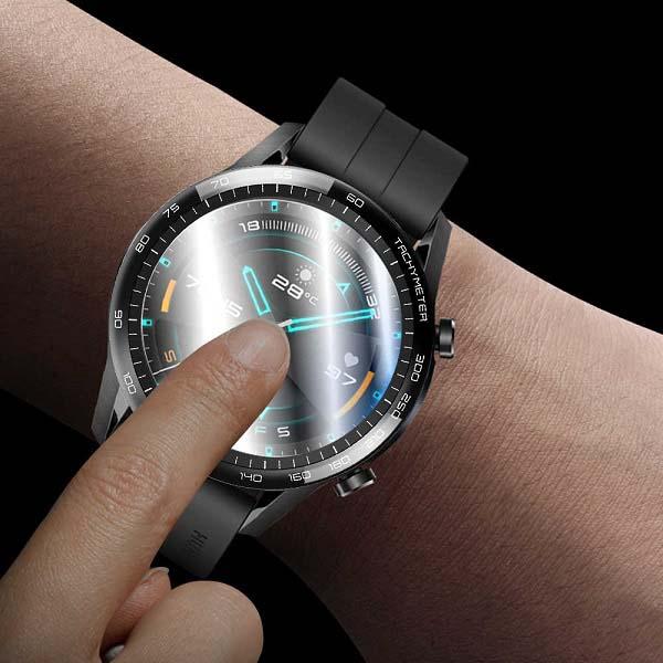 خرید محافظ صفحه نمایش ساعت هانر مجیک Watch 2 46mm مدل TPU