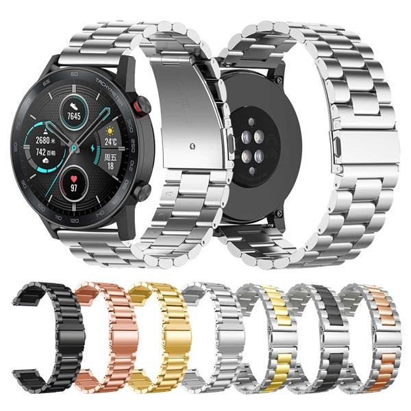 خرید بند فلزی ساعت هوشمند آنر مجیک واچ 2 نسخه 46 میلی