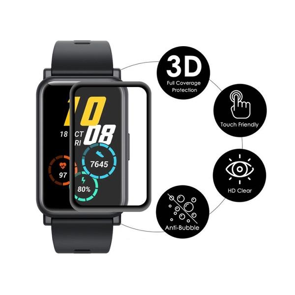 خرید محافظ صفحه نمایش ساعت آنر واچ Watch ES مدل TPU