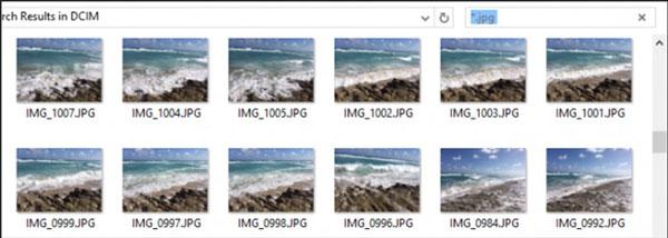 روش های انتقال فایل های تصویری آیفون و آیپد به رایانه های ویندوزی