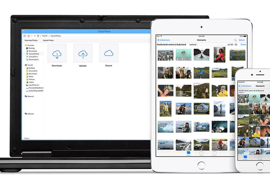 آموزش انتقال فایل های تصویری آیفون و آیپد به ویندوز