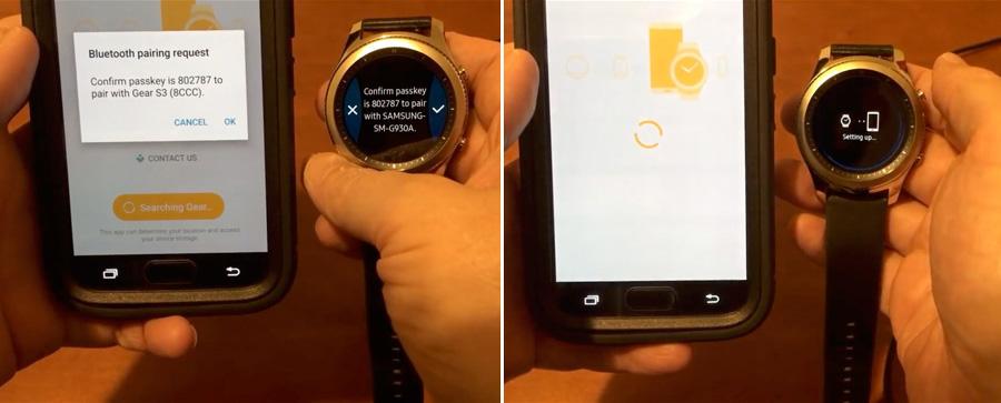 آموزش جفتسازی سامسونگ گیر S3 با گوشیهای اندرویدی
