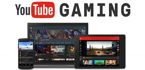 اپلیکیشن یوتیوب گیمینگ - ضبط ویدیو از صفحه نمایش گوشی اندرویدی و آیفون