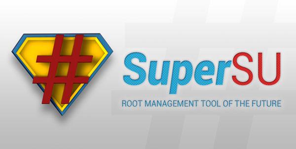 آموزش آنروت کردن گوشی اندرویدی با اپلیکیشن SuperSU