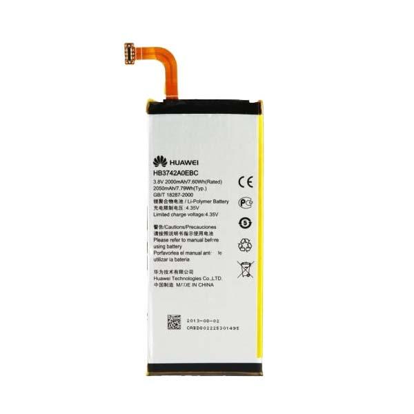 قیمت خرید باتری گوشی Huawei Ascend P6