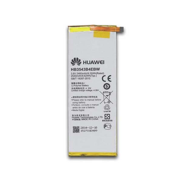 قیمت خرید باتری گوشی Huawei Ascend P7