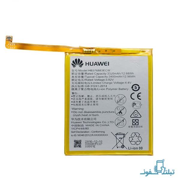 باتری گوشی هواوی P9 پلاس مدل HB-376883ECW