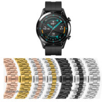 بند ساعت هواوی واچ Watch GT 2 46mm استیل 3Rows