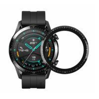 خرید محافظ فول صفحه نمایش ساعت هوشمند هواوی واچ جی تی 2 مدل 46 میلی