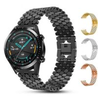 خرید بند ساعت هوشمند هواوی Huawei Watch GT 2 46mm مدل استیل کندویی