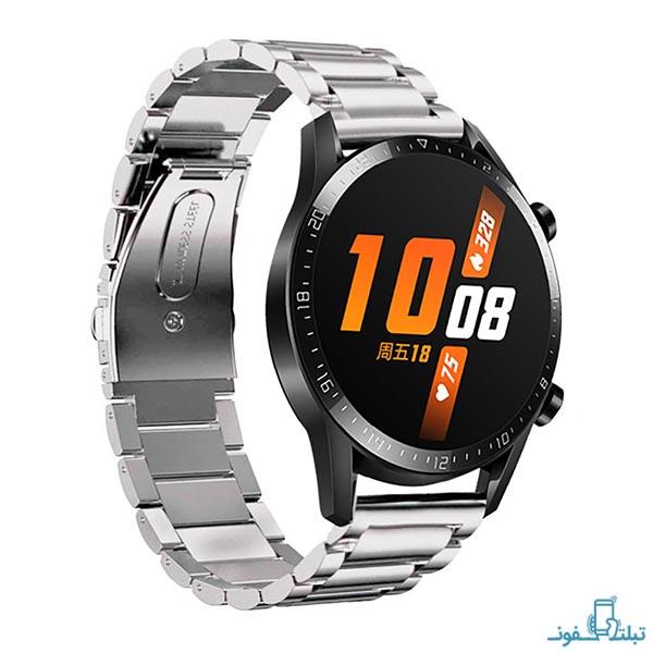 بند فلزی ساعت هوشمند هواوی واچ GT 2 مدل 46 میلی