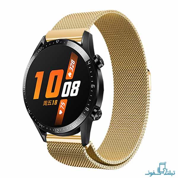 بند حصیری ساعت هوشمند هواوی واچ GT 2 مدل 46 میلی