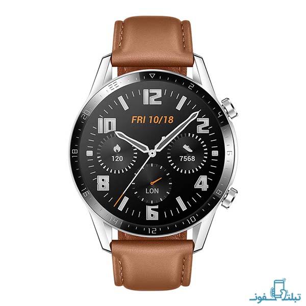ساعت هوشمند هواوی واچ GT 2 نسخه 46 میلی متر
