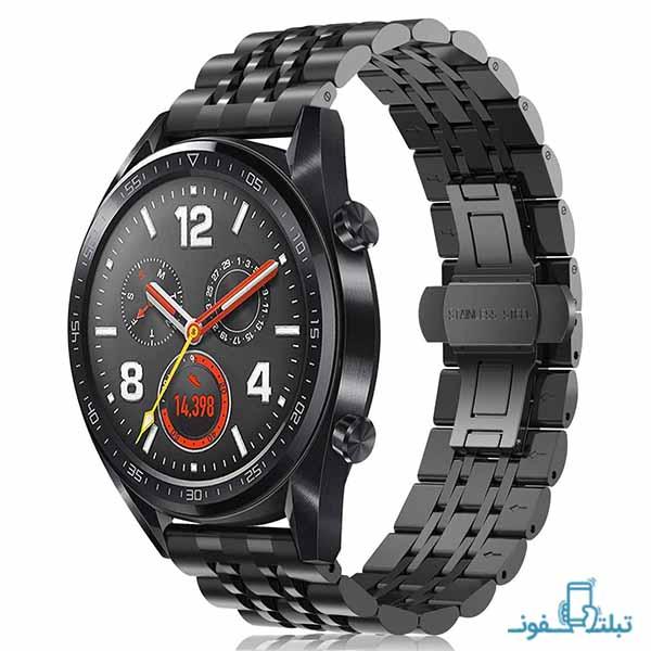 بند استیل رولکسی ساعت هوشمند هواوی واچ GT