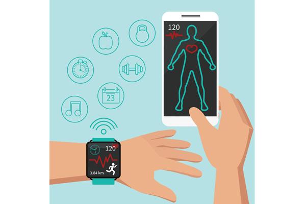 یکپارچه سازی در ساعت های هوشمند