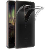 خرید قاب ژله ای گوشی موبایل نوکیا 6.1