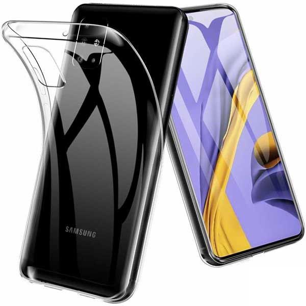 خرید قاب ژله ای گوشی موبایل سامسونگ گلکسی M31s