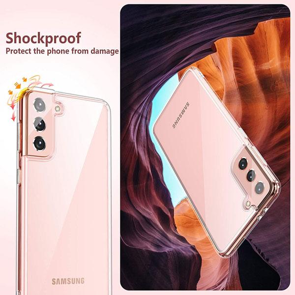 خرید قاب ژله ای گوشی موبایل سامسونگ گلکسی S21 5G