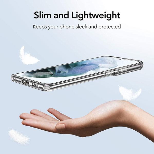 خرید قاب ژله ای گوشی موبایل سامسونگ گلکسی S21 الترا 5G