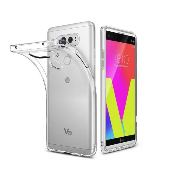 قیمت خرید قاب ژله ای گوشی موبایل LG V20