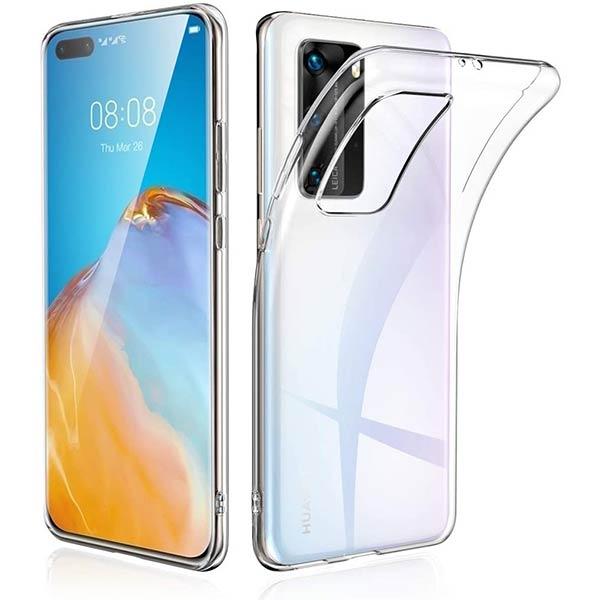 خرید قاب ژله ای گوشی موبایل هواوی پی 40 پرو