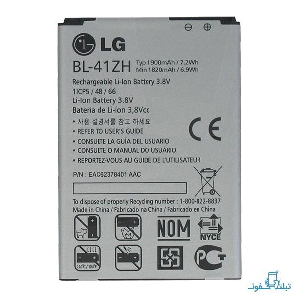قیمت خرید باتری گوشی موبایل ال جی L50